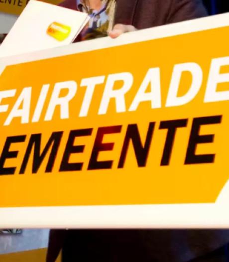 Primeur voor eerlijke handel: Fairtrade-straat in Waalwijk