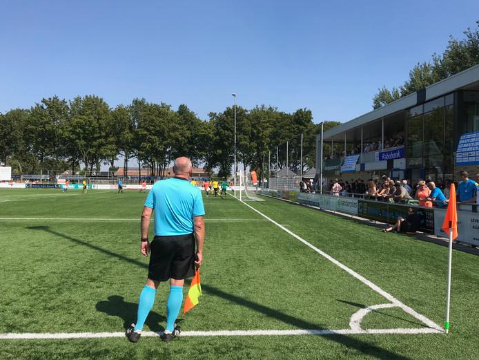 De finale om de eerste Altena Cup werd gespeeld door GRC 14 en Wilhelmina'26.