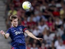 Veltman kan leven met het gelijkspel van Ajax bij OGC Nice