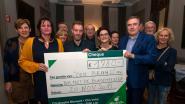 Burgemeestersbal levert 1.780 euro op voor vzw Den Brand