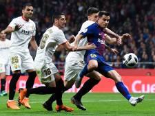 Sevilla zint op maatregelen na afgang tegen Barcelona
