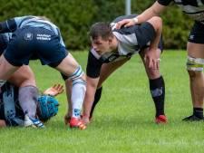 Sjors Riddersma, van de judomat naar het rugbyveld