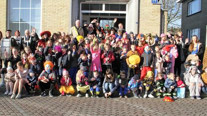 De Gezinsbond viert kindercarnaval
