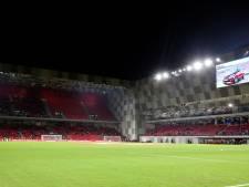 Finale van eerste editie UEFA Conference League in Albanië