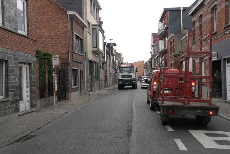 In Sint-Niklaas komt er ook een vrachtroutenetwerk om situaties als deze voortaan te vermijden.