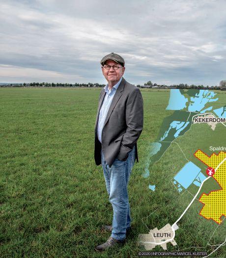 Jan Wassink maakt een vuist tegen megazonnepark: 'Leg eerst de daken maar eens vol'