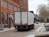 Grotestraat in Nijverdal dicht voor doorgaand vrachtverkeer