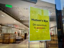 Meeste Hudson's Bay filialen vandaag al dicht na succesvolle uitverkoop