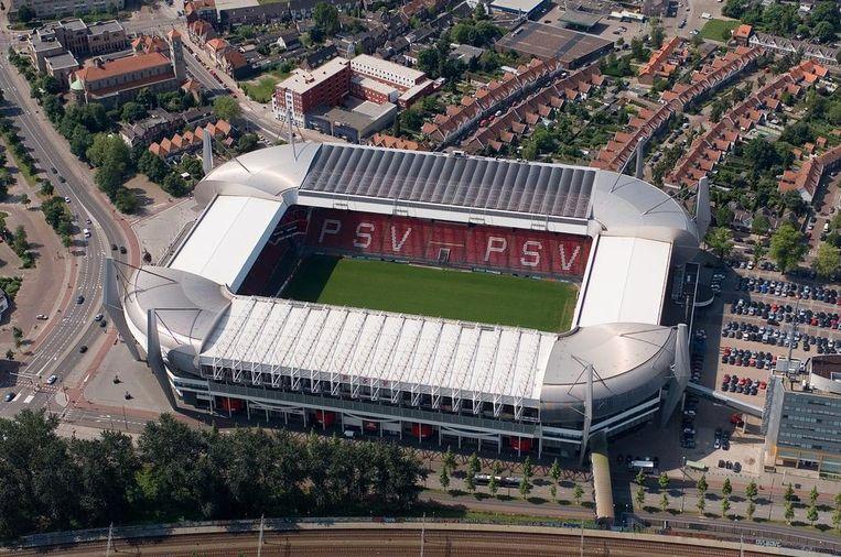 Jeugdvoetballers van PSV en Vitesse melden seksueel misbruik. Beeld Wikimedia Commons