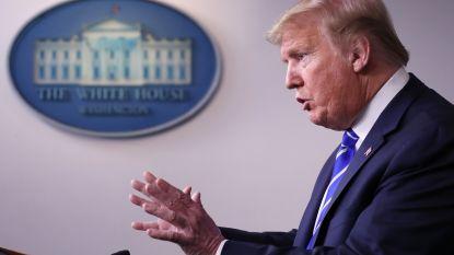 Trump stelt injecties met bleekwater voor
