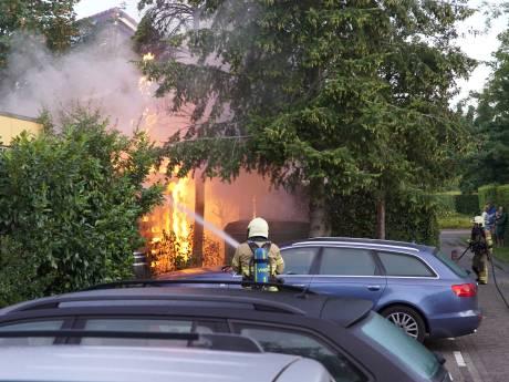 Camerabeelden van vermoedelijke brandstichters in Zutphen