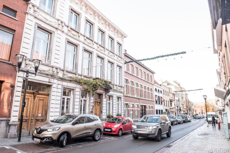 De pittoreske woning in de Wijnstraat.