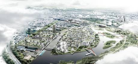 Nieuwe Bredase stadswijk Havenkwartier: 8 plannen