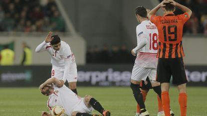 Sevilla-speler van vreselijke knieblessure 7 à 8 maanden buiten strijd