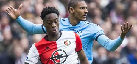 Terence Kongolo blijft langer bij Feyenoord
