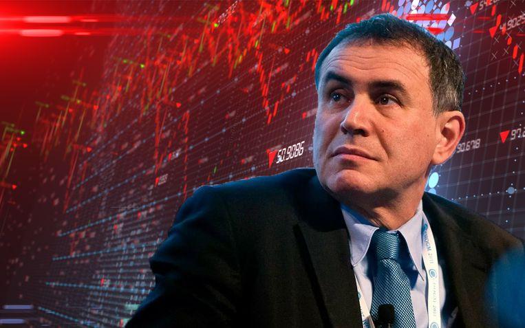 Professor Nouriel Roubini voorspelde eerder de financiële crisis in 2008 en vorige zomer waarschuwde hij voor een recessie in 2020.