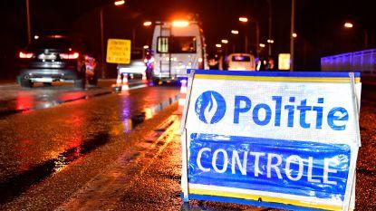Drie auto's in beslag genomen tijdens verkeerscontrole