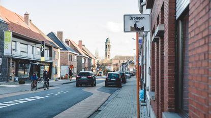 Uitbreiding zone 30 start in Drongen