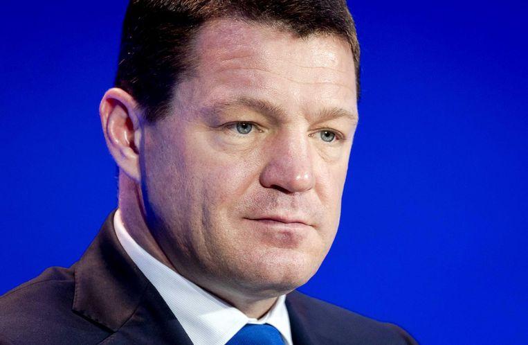 KLM-topman Pieter Elbers: 'We hebben de smaak wel te pakken.' Beeld anp