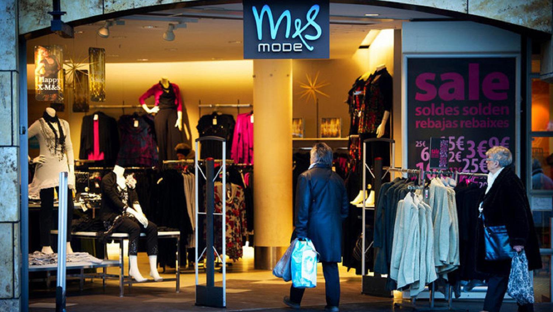 ms mode gaat door met 95 filialen in nederland foto. Black Bedroom Furniture Sets. Home Design Ideas
