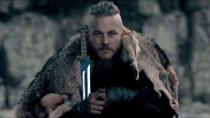 Contrairement à la croyance populaire, les Vikings n'étaient pas tous grands et blonds (illustration).