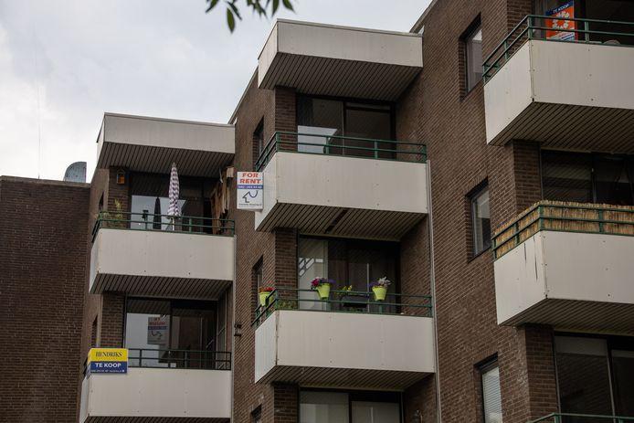 Nieuw aangeboden huurhuizen in Eindhoven waren voor het eerst sinds lange tijd goedkoper dan een jaar eerder.