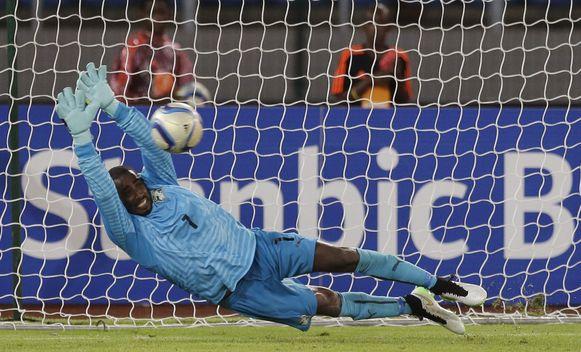 Boubacar Barry.