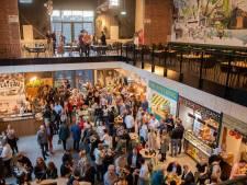 Foodhall Breda van start met burrito's, burgers én een eigen biertje