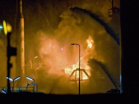 'Dwing bedrijven te betalen voor havenbrandweer'