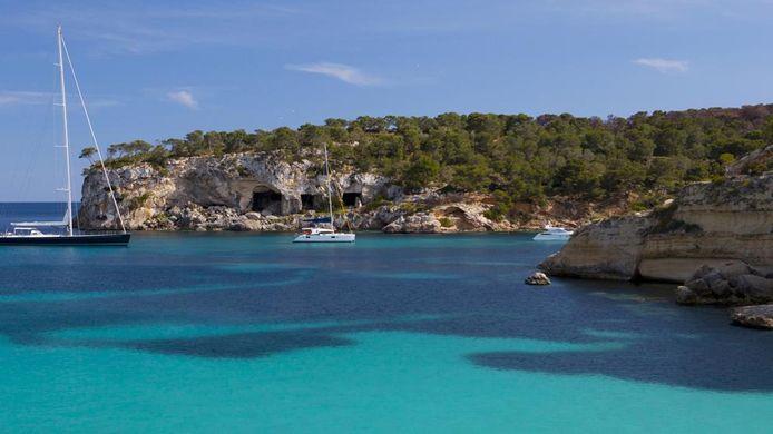 Mallorca, foto ter illustratie.
