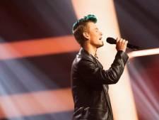 In 'The Voice' schitterende Ziggy (18) kon in Zutphen niet zichzelf zijn