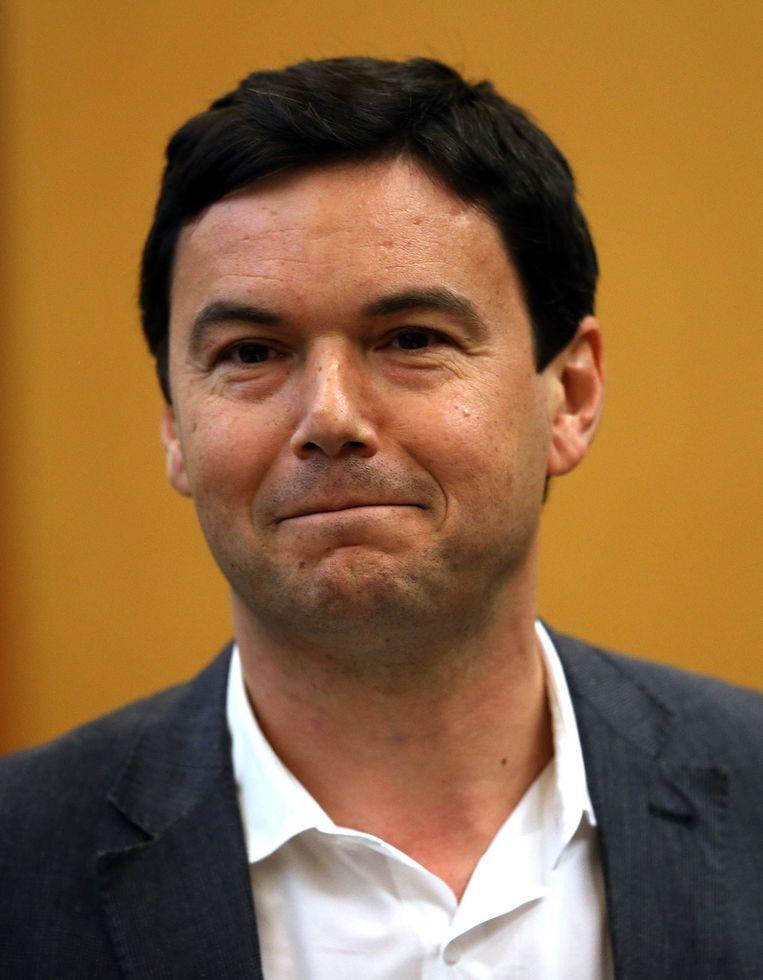 Thomas Piketty Beeld afp