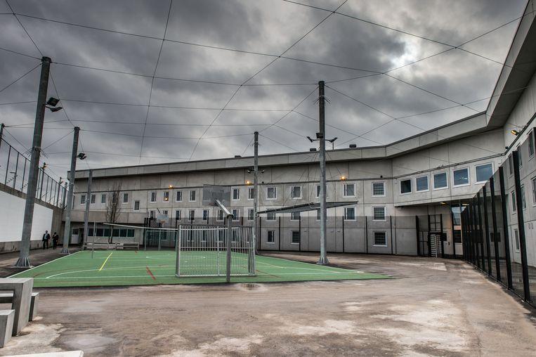 De gevangenis van Beveren.