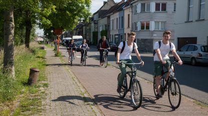 Gent krijgt al 4 kilometer 'coronafietsstraat'
