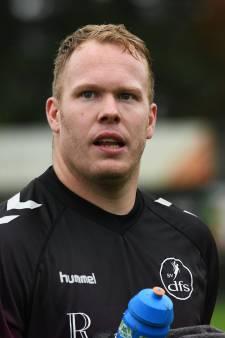 'Meest ervaren reservekeeper van Nederland' Jordy van de Kracht eindelijk in het doel