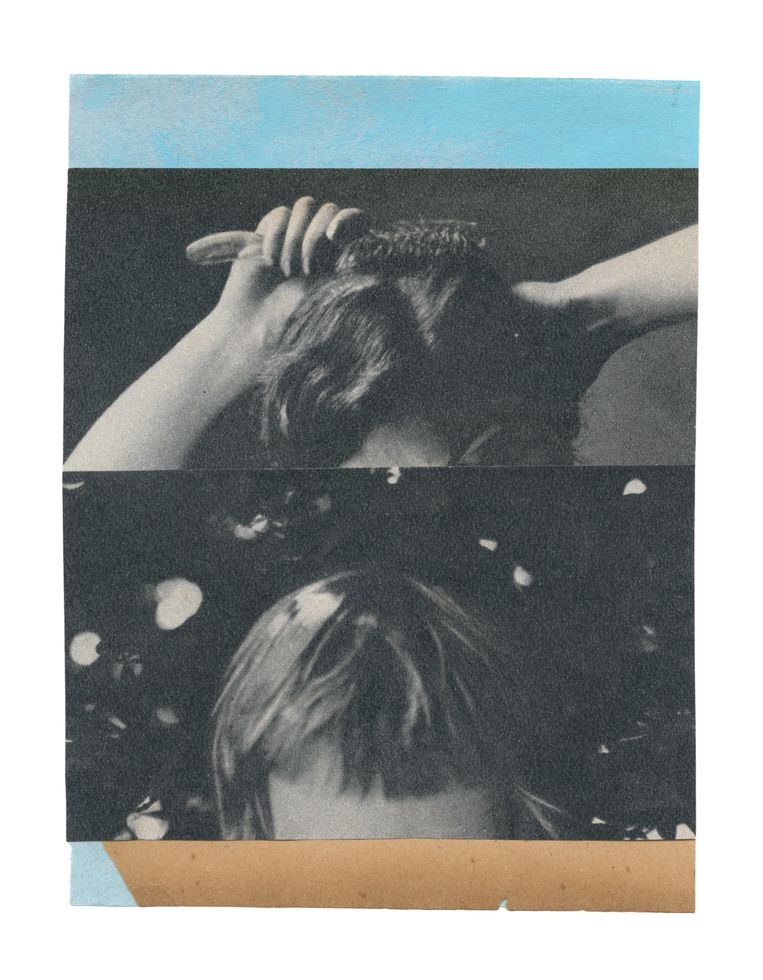 'When I Was a Boy 9' door Katrien De Blauwer, courtesy galerie Les Filles du Calvaire Beeld Katrien De Blauwer, galerie Les Filles du Calvaire