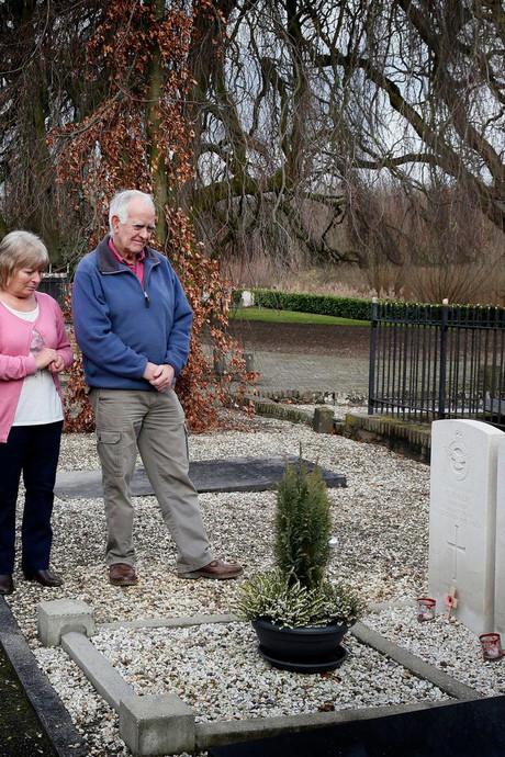 'Zoveel moeite voor onze Doug, in zo'n klein dorp'