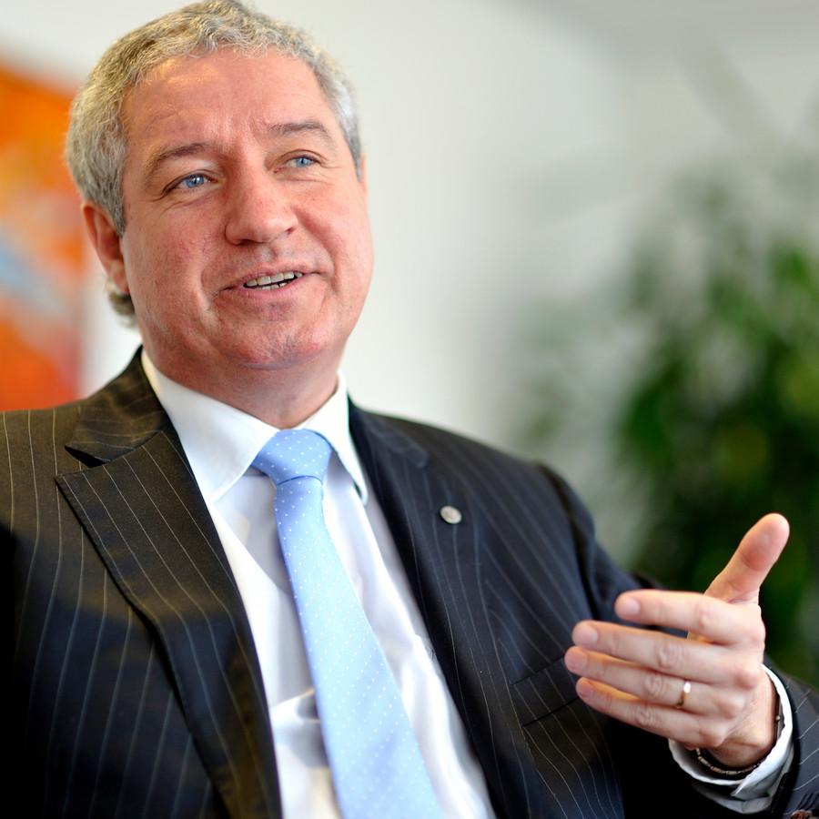 Burgemeester Jacques Niederer pakt notoire inbrekers aan.