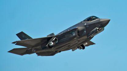 Japanse F-35 van radar verdwenen boven Stille Oceaan