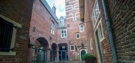 Het is alweer te heet in het kasteel van Wijchen: het museum gaat dicht