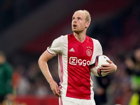 'Klaassen bezig aan laatste weken bij Ajax'