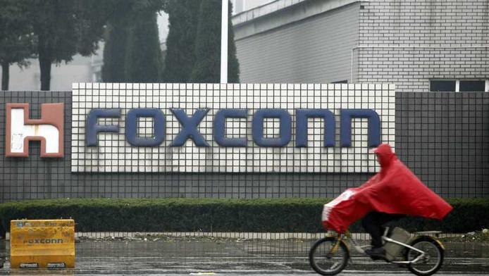 De FoxConn-fabrieken op archiefbeeld.