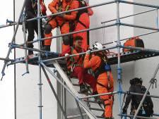 Onderzoek naar ongeluk in Beatrixsluis loopt nog, twee kolken buiten gebruik