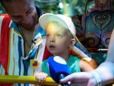 900 'Vergeten kinderen' dagje naar Efteling