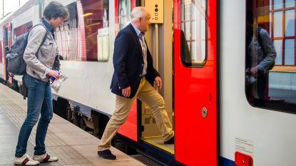 Staking bij het spoor van start: zo ontdek je of jouw trein rijdt