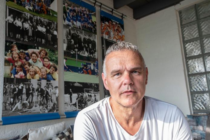 Noud van Herk is al 29 jaar DJ tijdens Piet Jan Knortoernooi in Valkenswaard