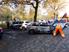 Schrik zit er na drie nachtelijke autobranden in Oss weer stevig in: 'We parkeren bewust niet onder carport'