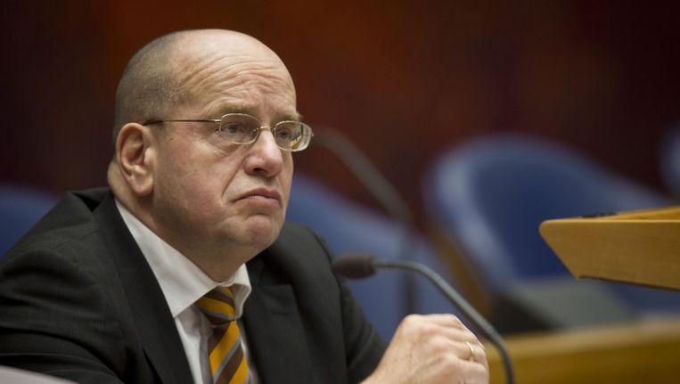 Staatssecretaris Fred Teeven (Veiligheid) Beeld ANP