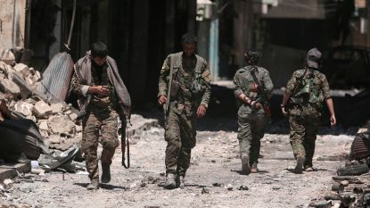 Syrisch leger zegt stad Manbij te hebben ingenomen na vraag om hulp van de Koerden, Amerikanen ontkennen