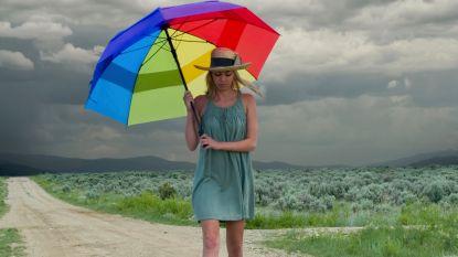 Vandaag wordt zwaarbewolkt met lichte regen of buien